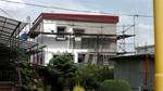 Zateplení střechy, fasády, nová terasa Otrokovice-Baťov