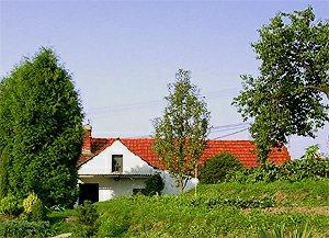 Chalupa se zahradou