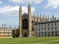 Kings College Cambridge university