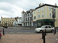 Bicester town