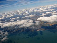 England from sky