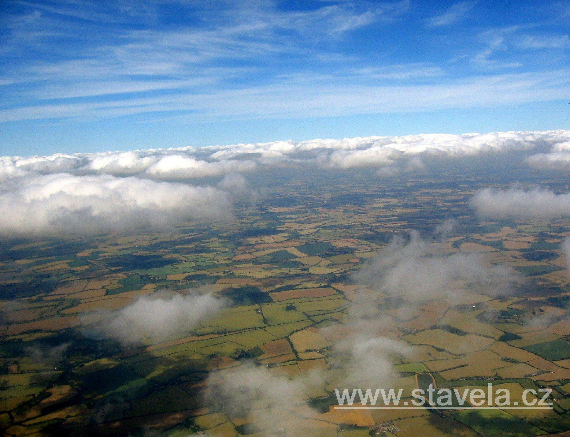 England Skies