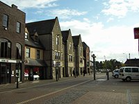 Kidlington village