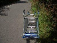 Tesco shopping basket