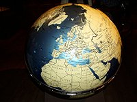 Greenwich London sphere