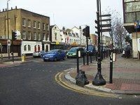 London Mare street