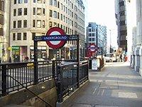 Monument subway