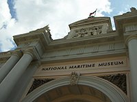 National Maritime Museum London Greenwich