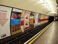 Bethnal Green Central line