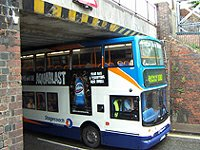 Stagecoach Oxford Botley road