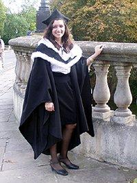 university graduate Oxford