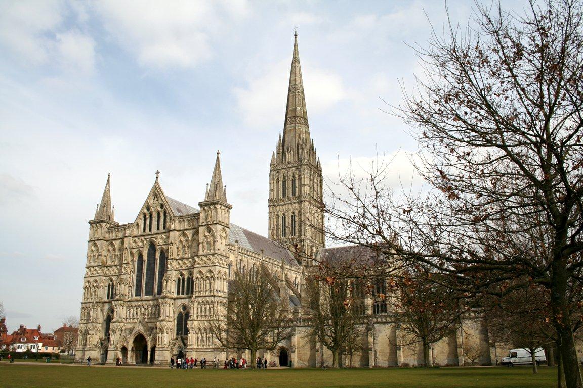 salisbury cathedral - photo #25