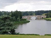 mesto Woodstock - Blenheim Palace